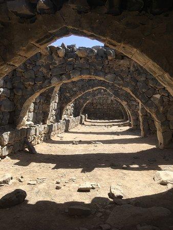 Azraq, Jordan: Roman Ruins