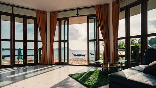 Ko Adang, Thailand: Honeymoon Beachfront Villa