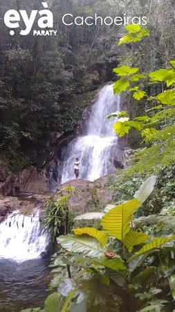 Eya Paraty: Turismo Etno Ecológico - Cachoeira Forquilha