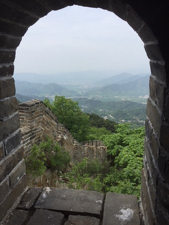 Mutianyu Great Wall and Tian'anmen Square Forbidden City: Great Wall