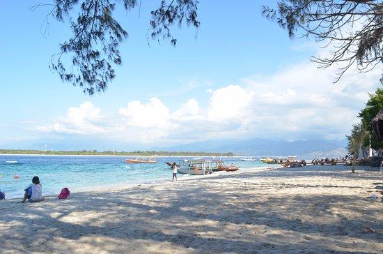 Gili Islands, Indonesia: view
