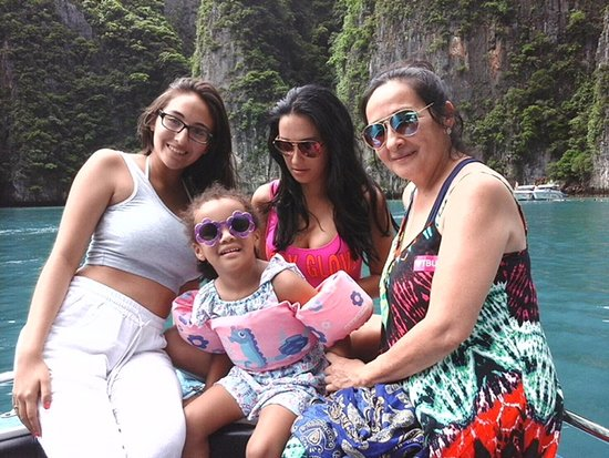 Phuket town girls