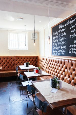 The Corner House: The Dining room