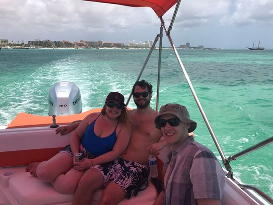 Octopus Sailing Charters: Private Customised Boat Tour With Speed Boat  Octopus Aruba is excellent choice for this kind of