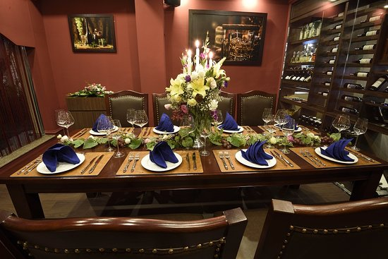 3Vins Restaurant & Wine Bar: Private Room for 10pax