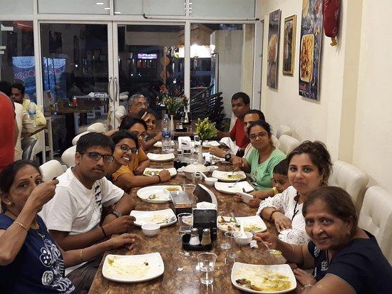 Panchwati Gujarati Indian Restaurant: Our Gujarati food lovers.
