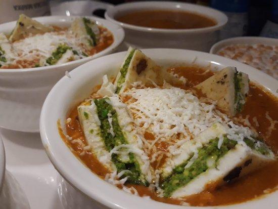 """Panchwati Gujarati Indian Restaurant: Paneer Pasanda """"Sabki Pasand Ka"""""""