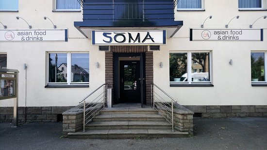 Schwerte, เยอรมนี: The restaurant is called SOMA, not Hai-Pin, that's why I entered it as NEW !!!!
