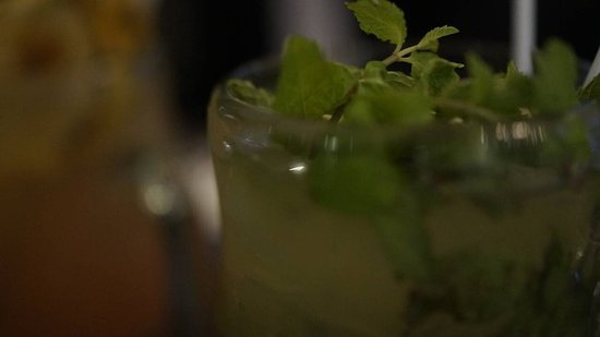 Moat Bar & Grill: A fine selection of drinks