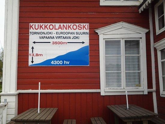 Tornio, Finland: Myllynpirtin terassi