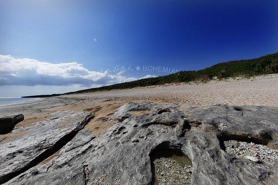 Hateruma-jima, Japan: ペムチ浜005