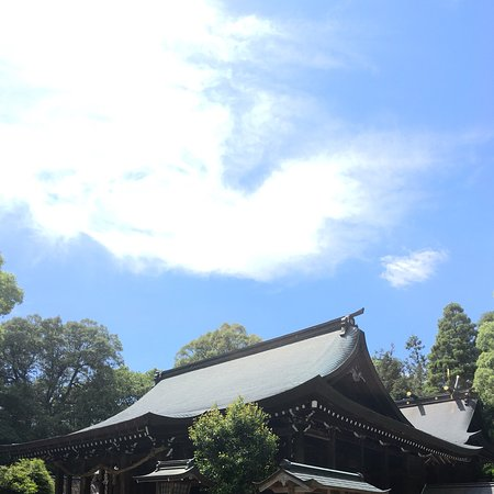 Bilde fra Chikurihachimangu
