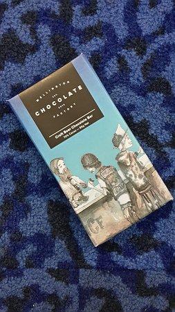 Wellington Chocolate Factory: Choccy