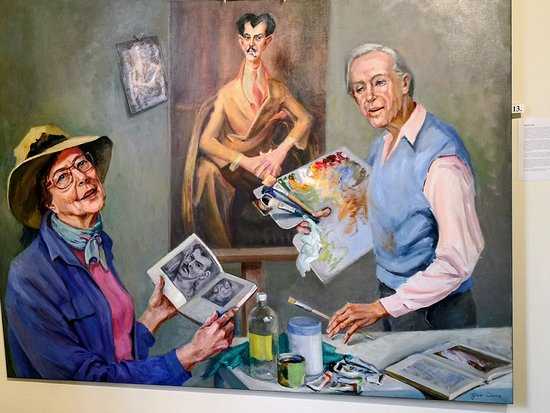 Royal Art Society of NSW: Reflections by Yve Close