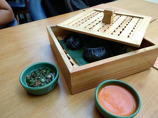 Pandora Gastronomy & Bar: Seafood Dumpling