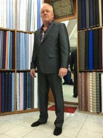 Tito Fashion: Highly skilled and experienced tailor in pattaya