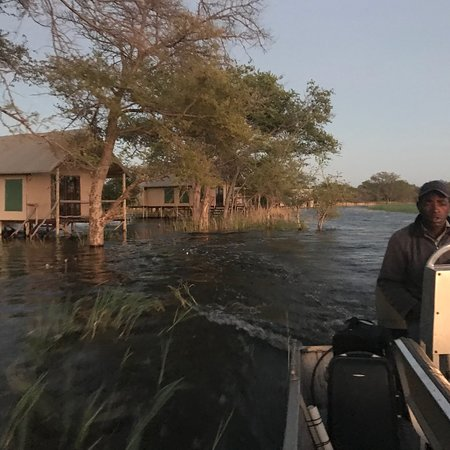 Chobe River Camp Φωτογραφία