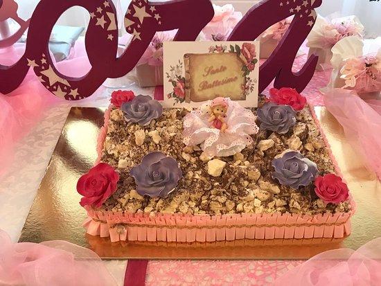Symposio: La torta