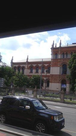 Giardini Pubblici Indro Montanelli: veduta da corso Venezia
