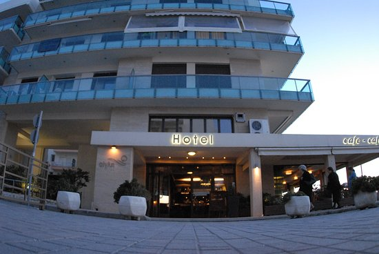 Peraia, กรีซ: HOTEL AIGLI