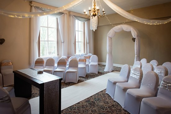 Cheadle, UK : Ceremony Room