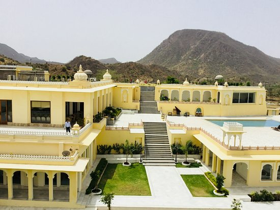 The castle mewar udaipur rajasthan hotel reviews photos rate comparison tripadvisor for Hotel in udaipur with swimming pool