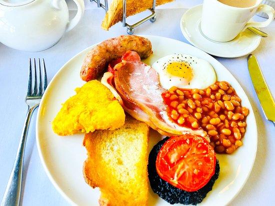 Thorpeness Golf Club & Hotel breakfast