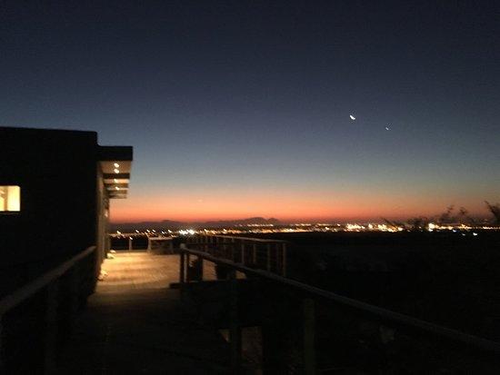 Gordon's Bay, Republika Południowej Afryki: Beautiful night