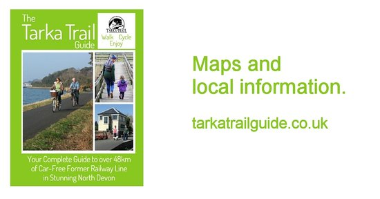 Devon, UK: The Tarka Trail Guide