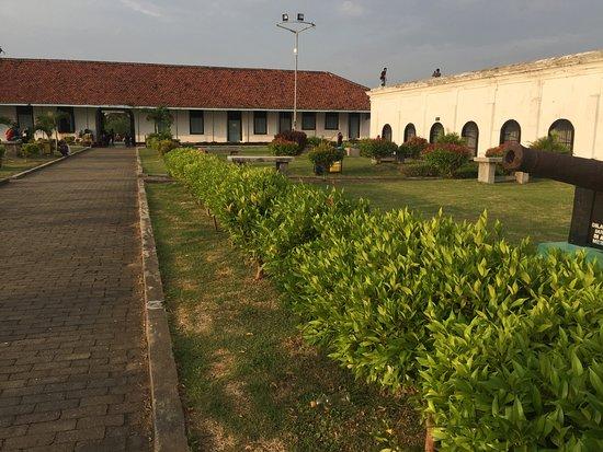 Fort Marlborough: halaman banteng