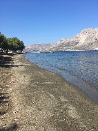 Beach on Telendos