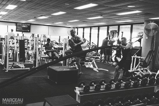 St Leonards, Australia: Gym