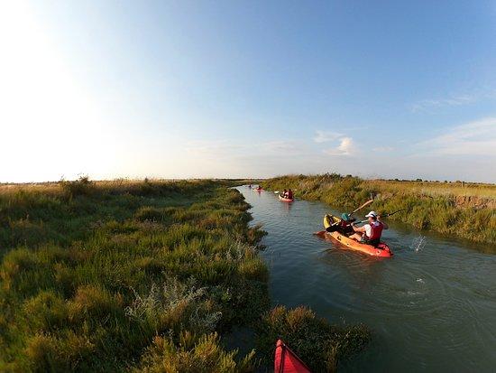 Island Kayak Oleron