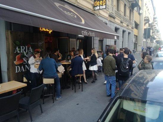 Deep Milano: Esterni2