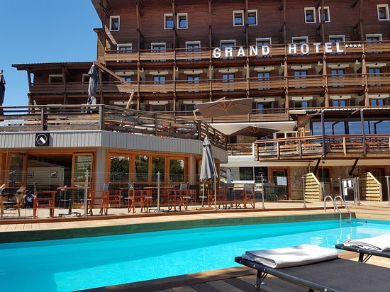 Le Grand Hotel & Spa Nuxe Serre Chevalier