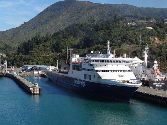 Interislander: The ferry