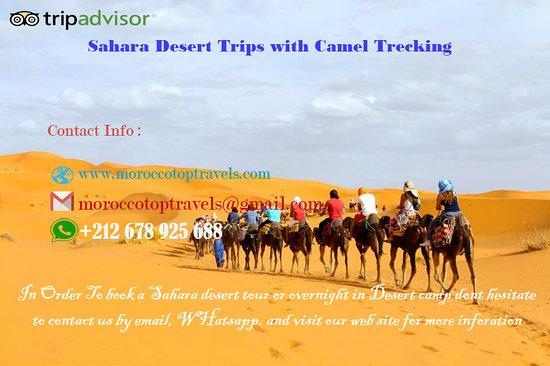 Erg Chebbi, Morocco: Morocco Top Travels