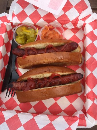 The Water Club: Hot Dog