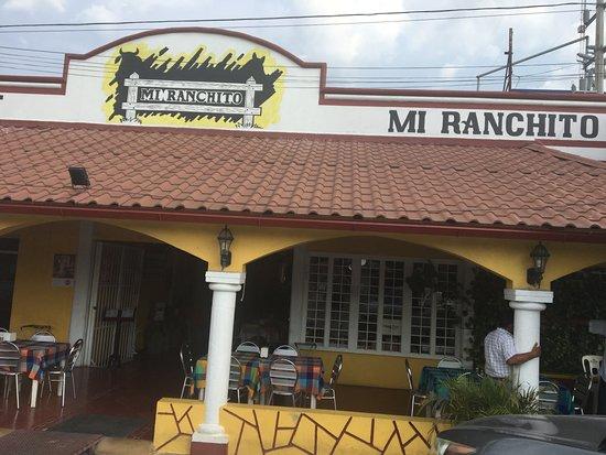 Escarcega, المكسيك: main entrance