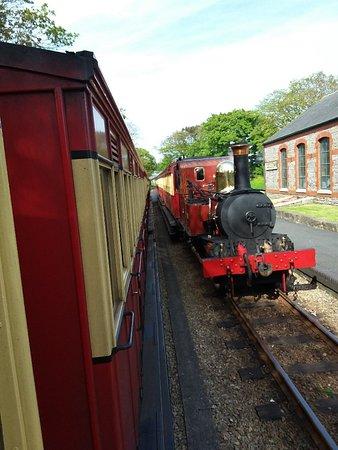 Isle of Man Steam Railway照片