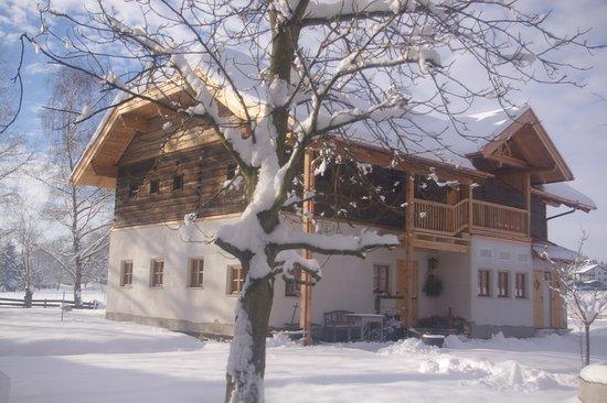 Franking, Austria: Winter-Impression
