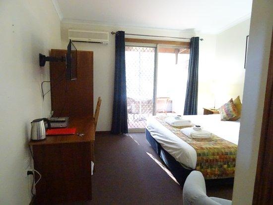 Flinders Chase, أستراليا: photo prise de la porte d'entrée