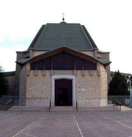 Foggia, Włochy: Facciata della chiesa