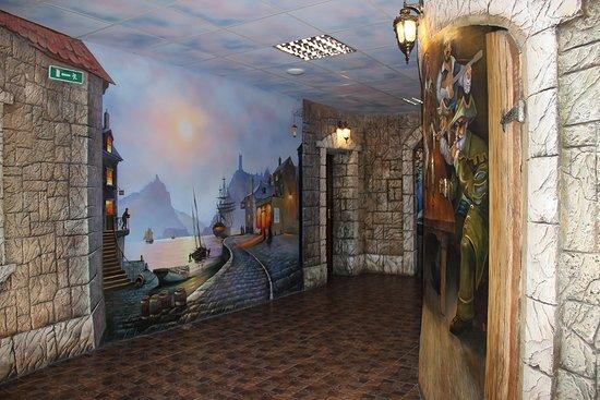 Korsar Hotel: Интерьер отеля Корсар
