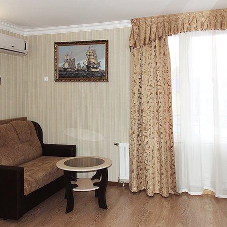 Korsar Hotel: Двухместный номер Стандарт