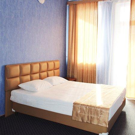 Korsar Hotel: Двухместный двухкомнатный номер