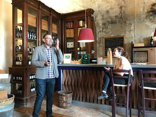Guido's Tours - Wine Tours in Tuscany: Visit to Principe Corsini estate