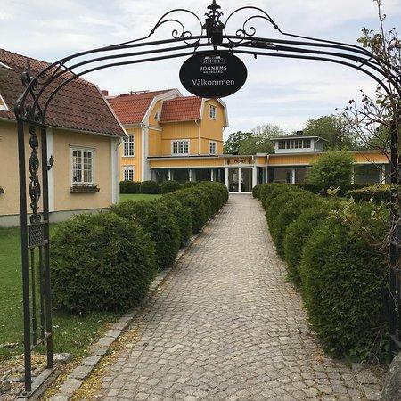Vargon, Szwecja: Vårt flotte opphold her.