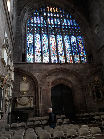 Chester Cathedral: Chester window