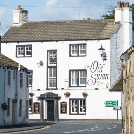 Gargrave, UK: The Old Swan Inn